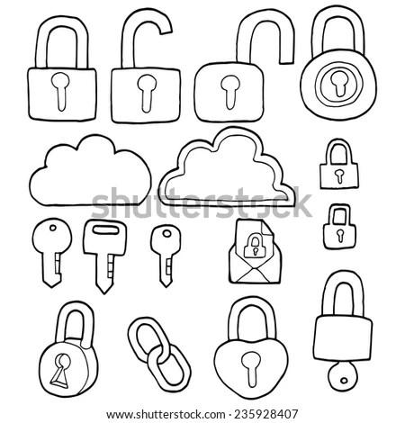 Lock Unlock Stock Images, Royalty-Free Images & Vectors