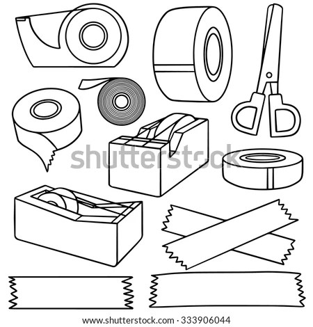 Tape Roll Stock Images, Royalty-Free Images & Vectors