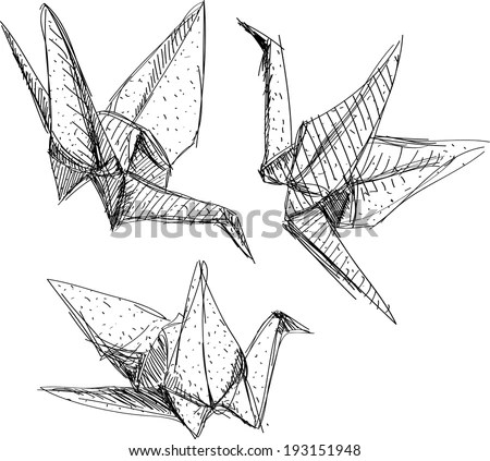 Swan Drawing Stock Images, Royalty-Free Images & Vectors