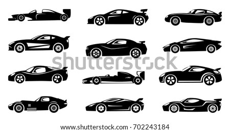 Vintage Car Isolated Stock Images, Royalty-Free Images