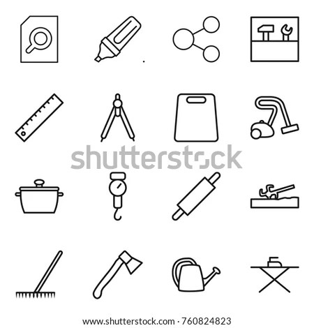 Handle Marker Stock Images, Royalty-Free Images & Vectors