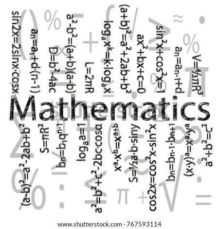 Higher Mathematics Stock Images, Royalty-Free Images