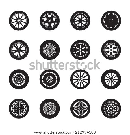 Car Wheel Stock Images, Royalty-Free Images & Vectors