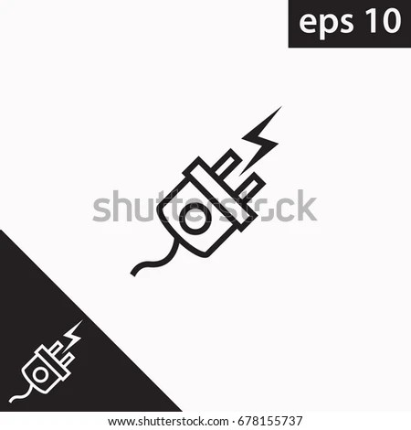 Electric Plug Stock Images, Royalty-Free Images & Vectors