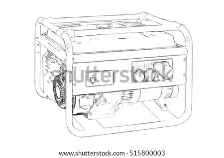 Generator Stock Photos, Royalty-Free Images & Vectors