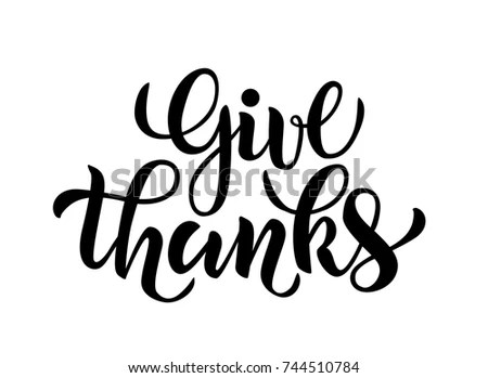 Give Thanks Stock Images, Royalty-Free Images & Vectors