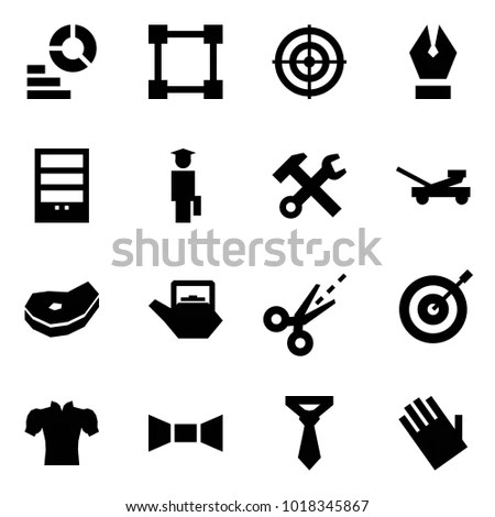 Bookcase Silhouette Stock Images, Royalty-Free Images