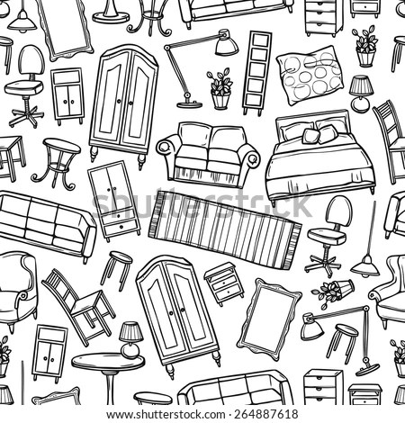 Furniture Stock Images, Royalty-Free Images & Vectors