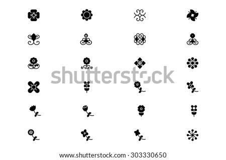 Five-petals Stock Images, Royalty-Free Images & Vectors