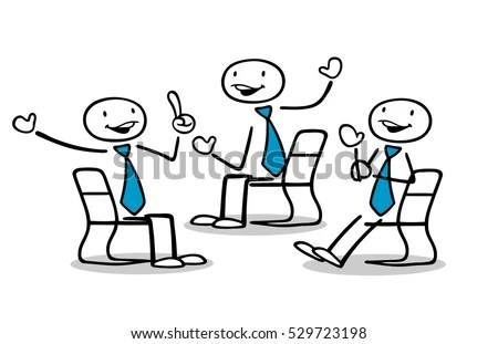 Employee Motivation Cartoons Stock Images, Royalty-Free