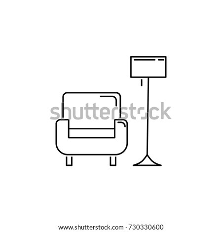 Floor Lamp Diagram Floor Lamp Icon Wiring Diagram ~ Odicis
