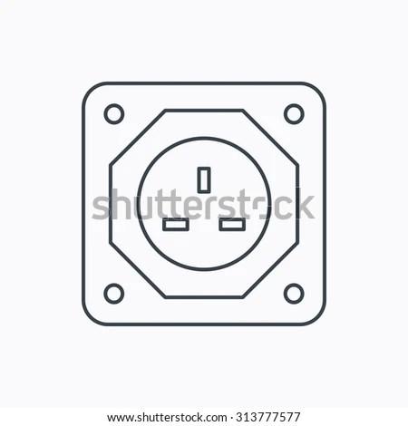 Uk Plug Socket Stock Images, Royalty-Free Images & Vectors