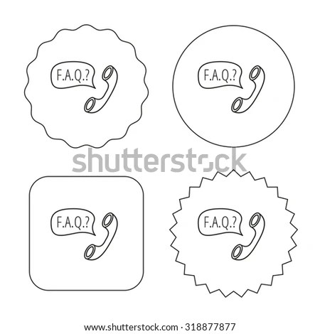 Inquiry Icon Stock Images, Royalty-Free Images & Vectors