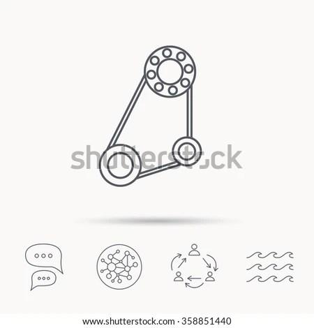 Old Internal Combustion Engine Car Plane Engine Car Wiring