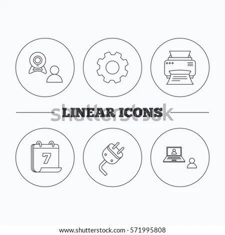 Webinar Icon Stock Images, Royalty-Free Images & Vectors