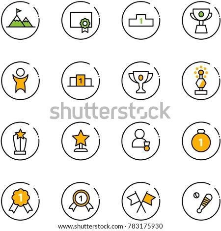Gold Flag Stock Images, Royalty-Free Images & Vectors
