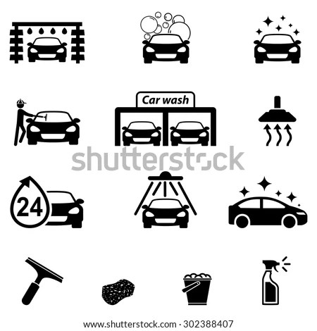 Carwash Stock Images, Royalty-Free Images & Vectors