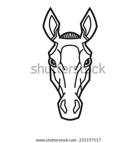 Equine Logo Stock Images, Royalty-Free Images & Vectors
