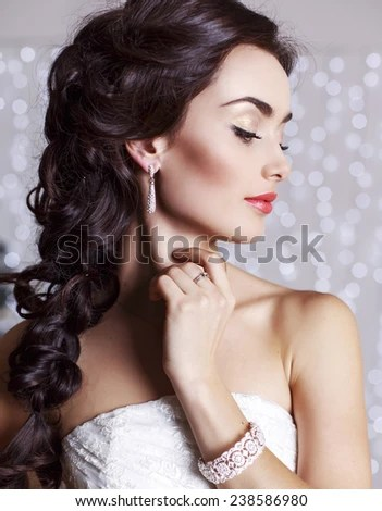 beauty closeup portrait young african american stock photo shutterstock