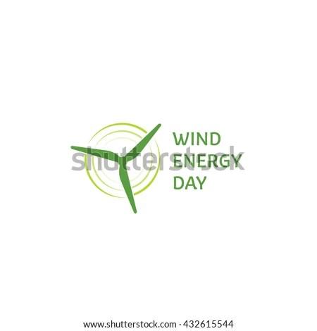 Wind Turbine Logo Stock Images, Royalty-Free Images