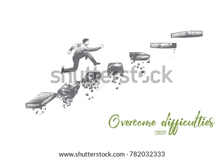 Difficulties Stock Images, Royalty-Free Images & Vectors