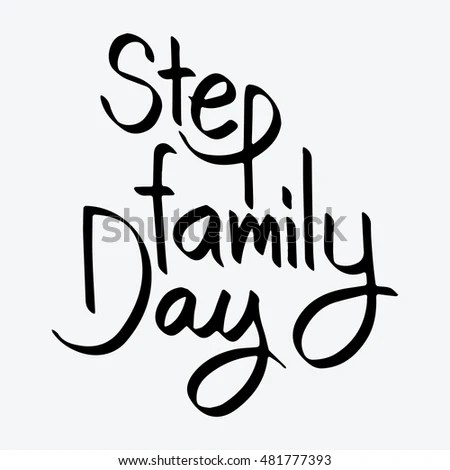 Family-day-poster Stock Images, Royalty-Free Images