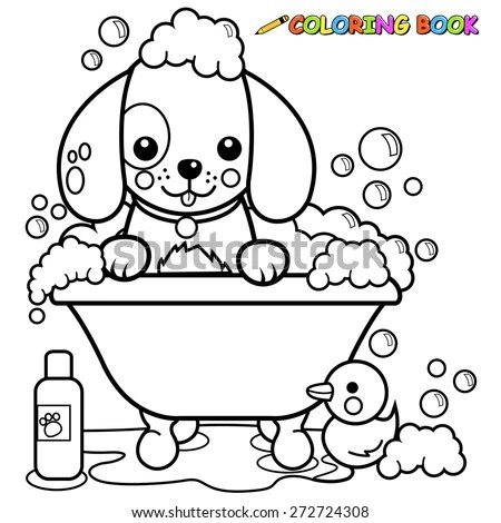 Cartoon Soap Bubbles Stock Images, Royalty-Free Images