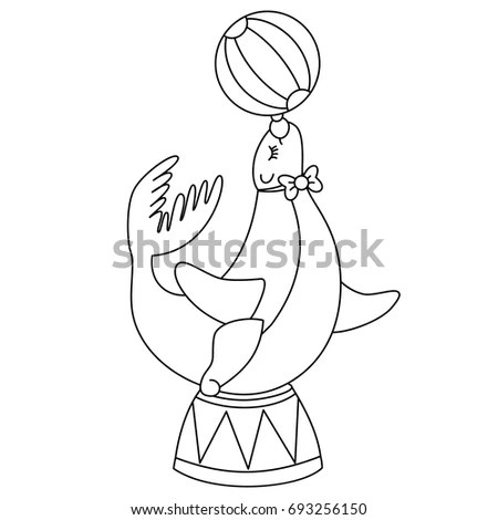 Circus Seal Stock Images, Royalty-Free Images & Vectors