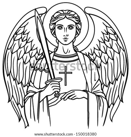 Archangel Michael Stock Images, Royalty-Free Images