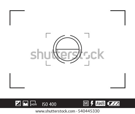 Viewfinder Stock Images, Royalty-Free Images & Vectors