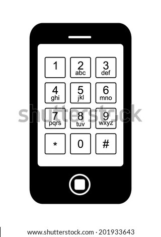 Number Keypad Stock Images, Royalty-Free Images & Vectors
