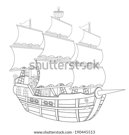 Pirate Lantern Stock Photos, Royalty-Free Images & Vectors