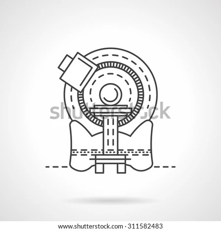 Ct Scan Icon Stock Images, Royalty-Free Images & Vectors
