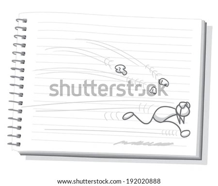 Throwing Books Stock Images, Royalty-Free Images & Vectors