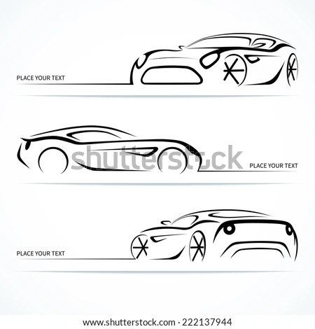 Muscle Car Outlines Bike Outline Wiring Diagram ~ Odicis