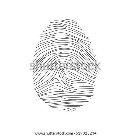 Fingerprint Stock Images, Royalty-Free Images & Vectors