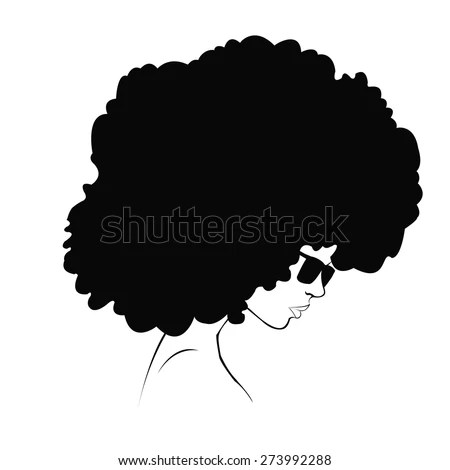 afro silhouette stock photos images pictures shutterstock