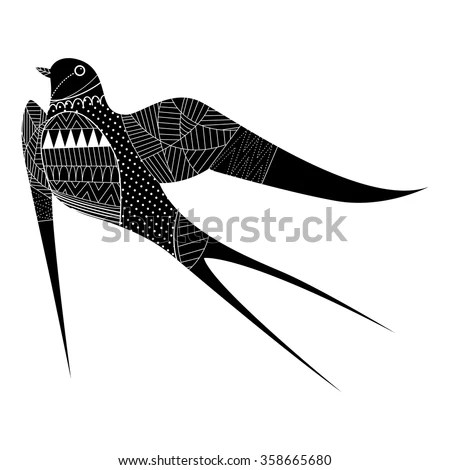 Swallow Bird Stock Images, Royalty-Free Images & Vectors