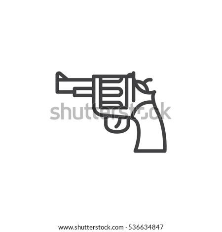 Revolver Stock Images, Royalty-Free Images & Vectors