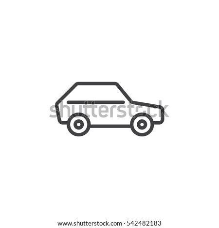 Car Symbol Stock Images, Royalty-Free Images & Vectors