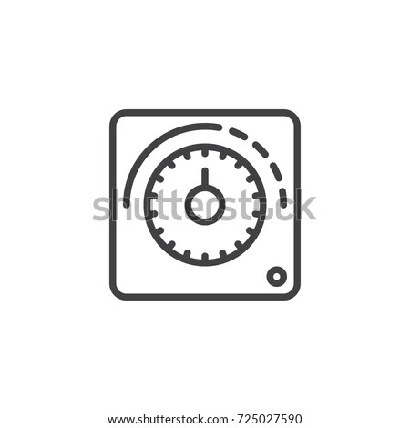Thermostat Stock Images, Royalty-Free Images & Vectors