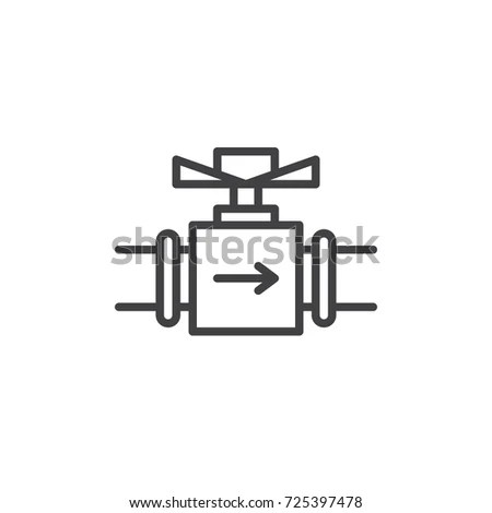 Tubing Flow Valve Stock Images, Royalty-Free Images