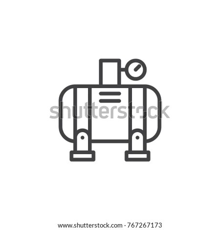 Air Compressor Stock Images, Royalty-Free Images & Vectors