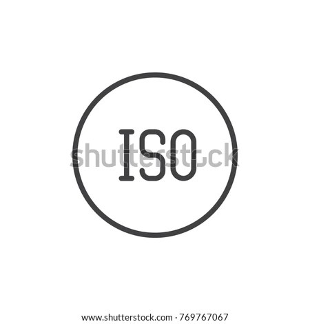 Iso Photo Stock Images, Royalty-Free Images & Vectors
