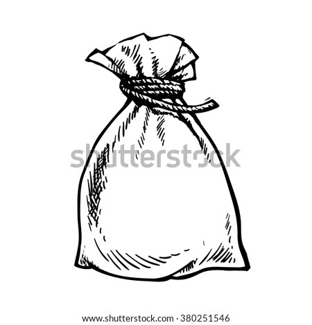 Sack Of Rice Coloring Coloring Pages