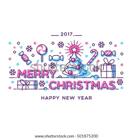 Marry Christmas Stock Images Royalty Free Images