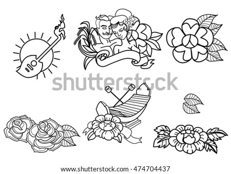 Microphone Coloring Worksheet Coloring Pages