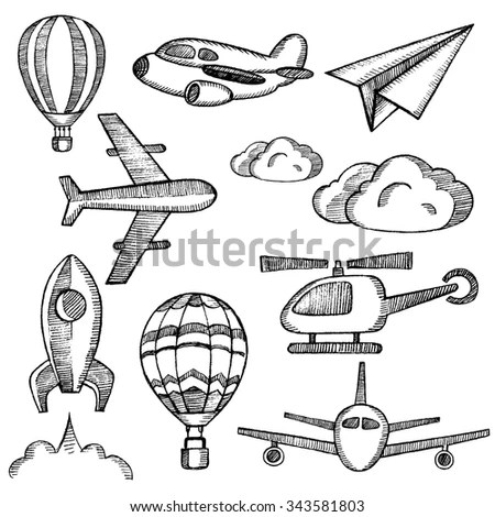 Rocket Sketch Stock Images, Royalty-Free Images & Vectors