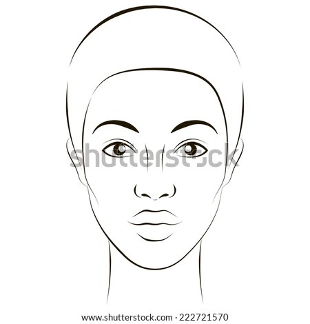 Face-chart Stock Photos, Royalty-Free Images & Vectors