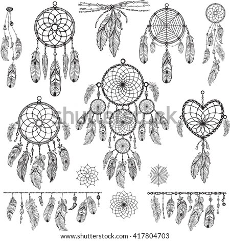 Dreamcatcher Stock Images, Royalty-Free Images & Vectors